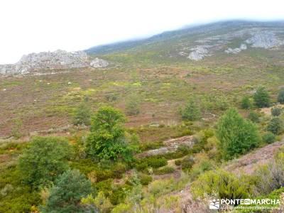 Ascenso al pico Ocejón [Serie Clásica]rutas peguerinos senderismo por la sierra de madrid madrid r